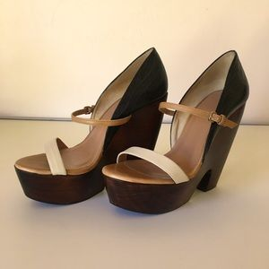 Platform heels Hoss Intropia Anthropologie
